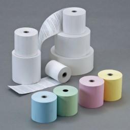 Thermal roll 62x80x12 box of 50 Bisphenol A free