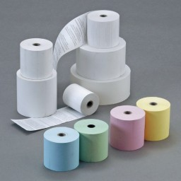 Thermal roll 80x75x12 box of 50 Bisphenol A free 80 grs
