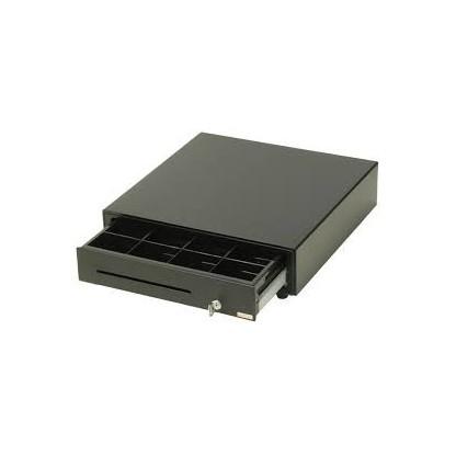 Cash drawer electrical black